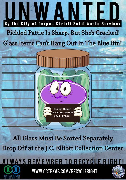 Pickled Pattie poster