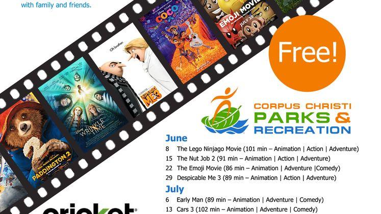 Bay Jammin Movie Flyer 2018