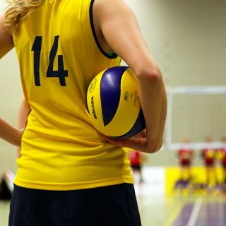 Girls Dig Our Volleyball League!