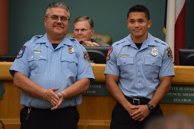 Fire Prevention Officer and Firefighter of the Year