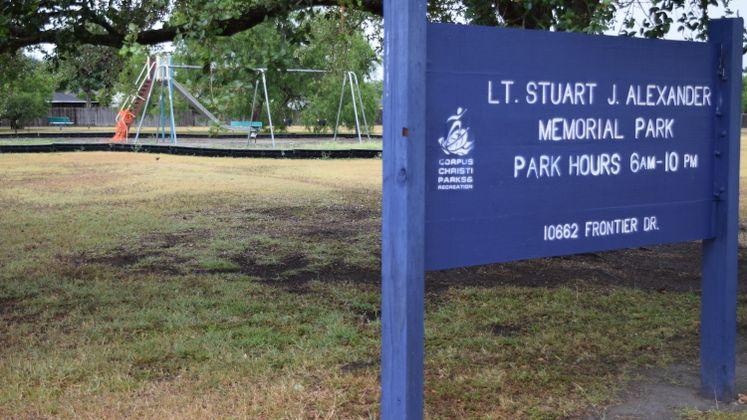 Lt. Stuart Alexander Memorial Park