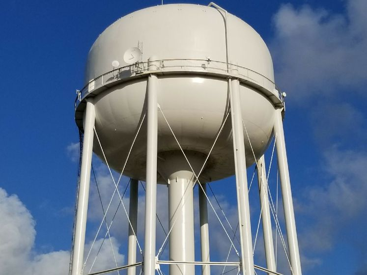 Flour Bluff Elevated Storage Tank