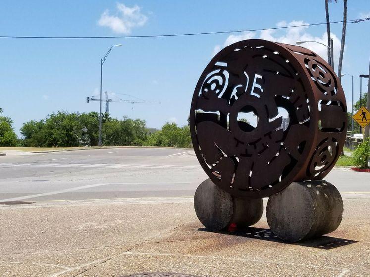 Aztec Wheel