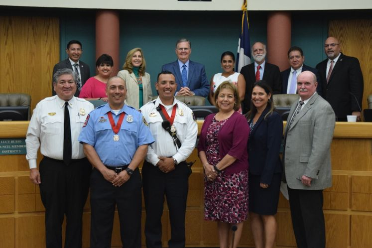 City Employees Recognitions