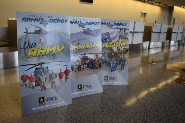 CCIA Unveils Army Depot Boards