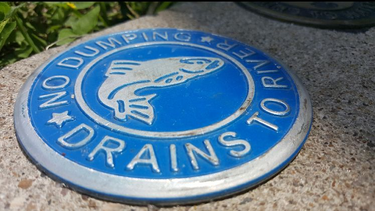 Stormwater Stenciling Program