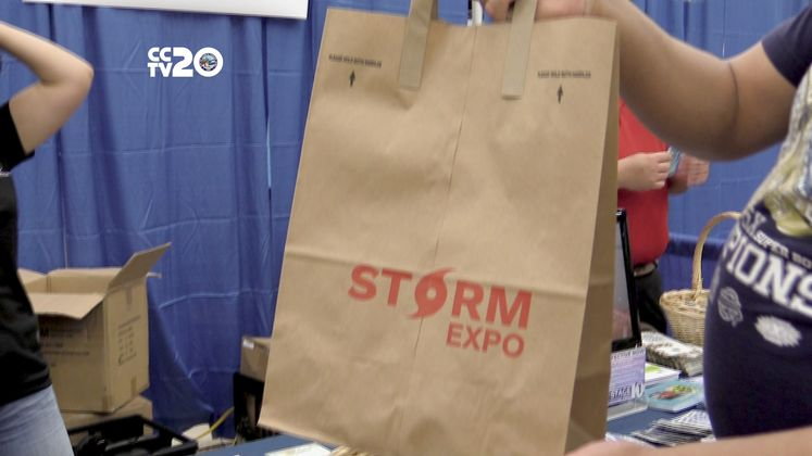 Citizens enjoy Inaugural Storm Expo