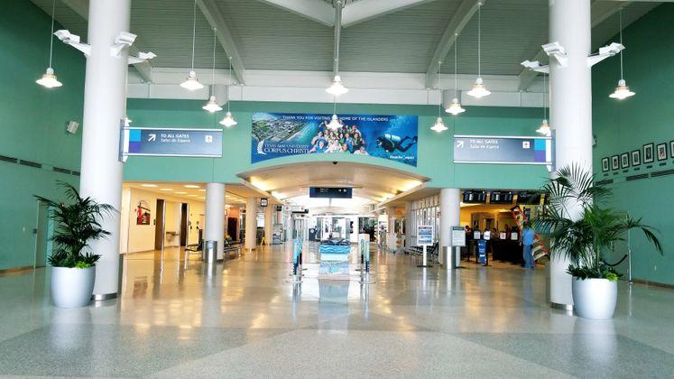 Corpus Christi Airport Terminal