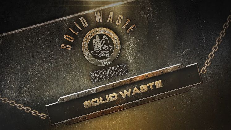 Field Ops: Solid Waste