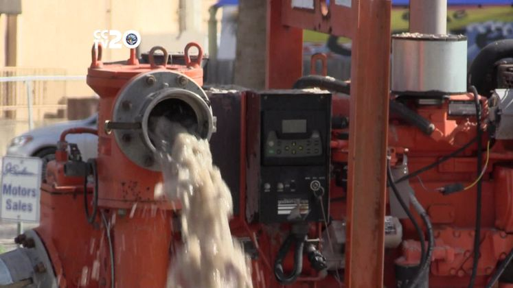 Report Water Line Breaks PSA