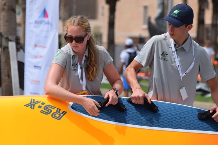 2018 Youth Sailing World Championship