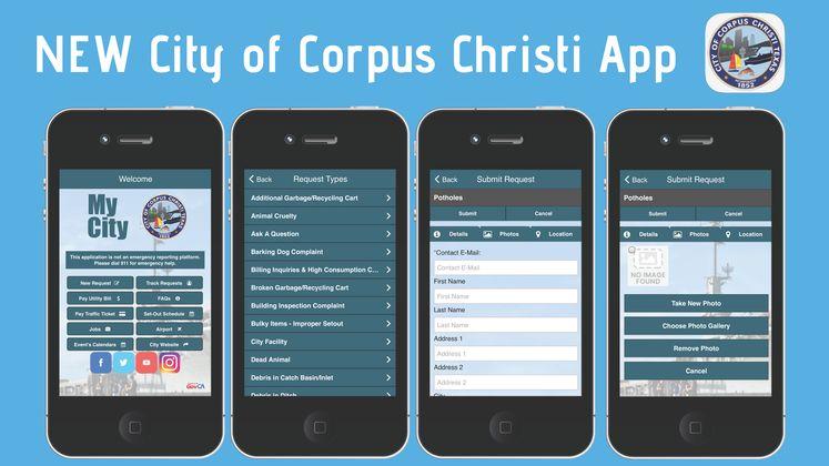 New Mobile App Carousel