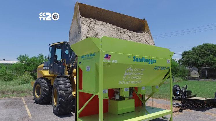 Sandbag Saturdays helps community prepare for hurricane season