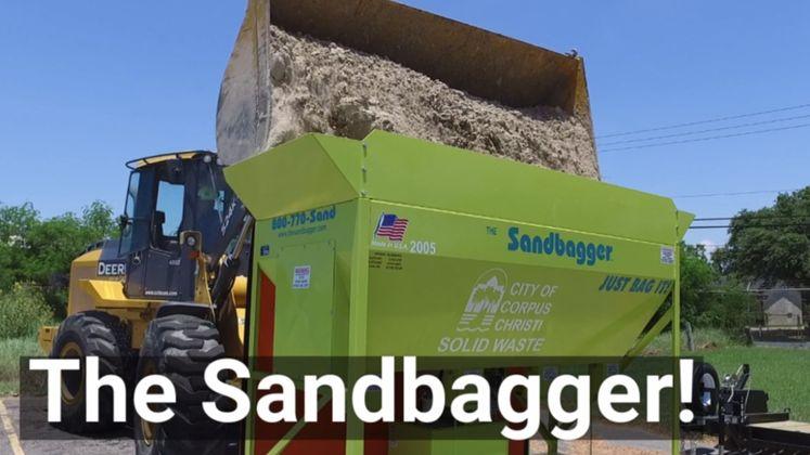 The Sandbagger!