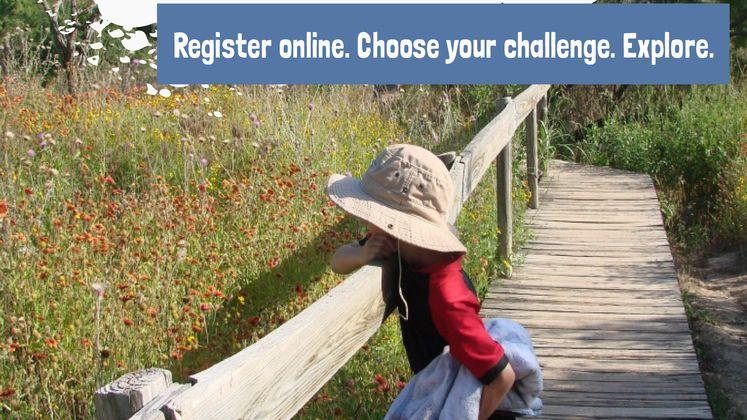 Nature Challenge Coastal Bend