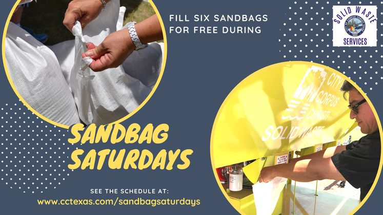 Sandbag Saturdays