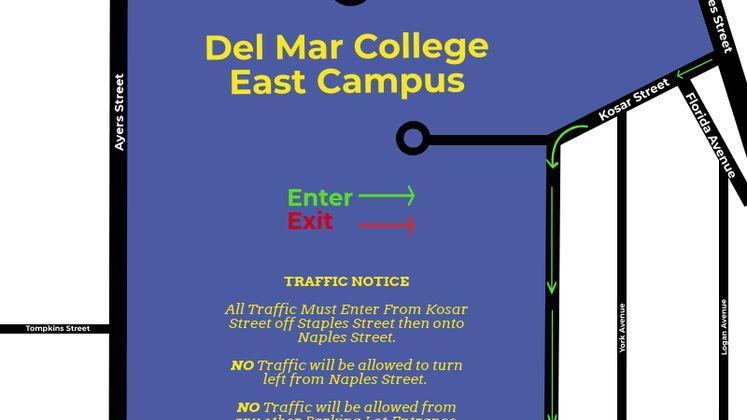 Del Mar East SandbagSaturdays Map
