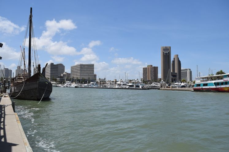 La Niña Columbus Ship (Replica)
