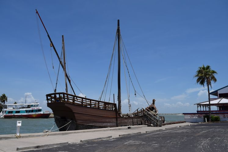 La Niña Columbus Ship (Replica)