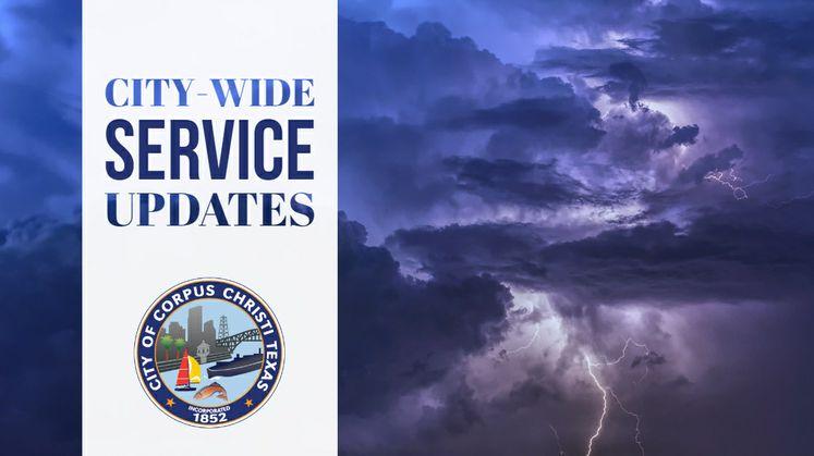 City WIde Service Updates