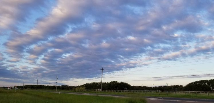 Autumn Morning in Flour Bluff