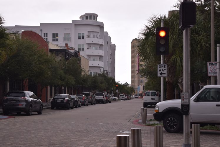 Chaparral Street
