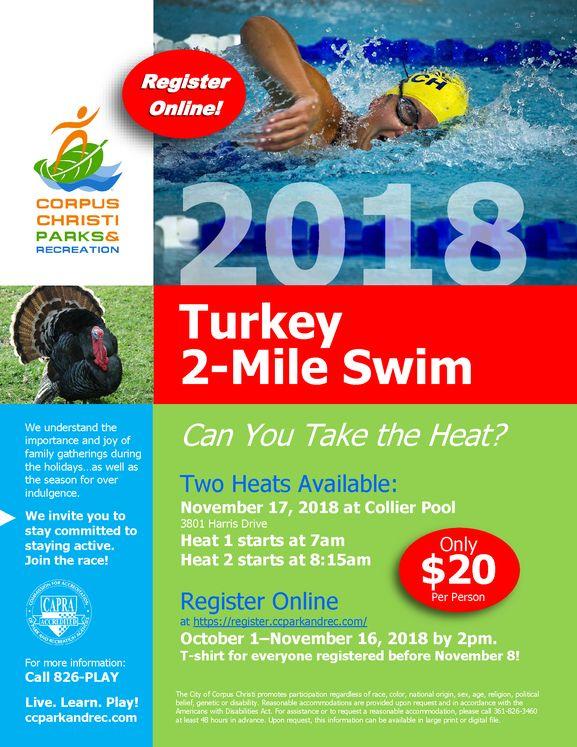 Turkey Swim