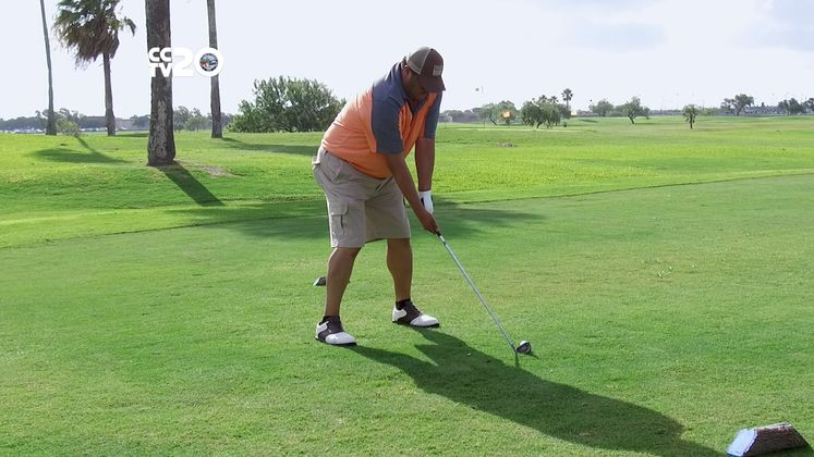 Tee-Off at One of The City's Municipal Golf Courses