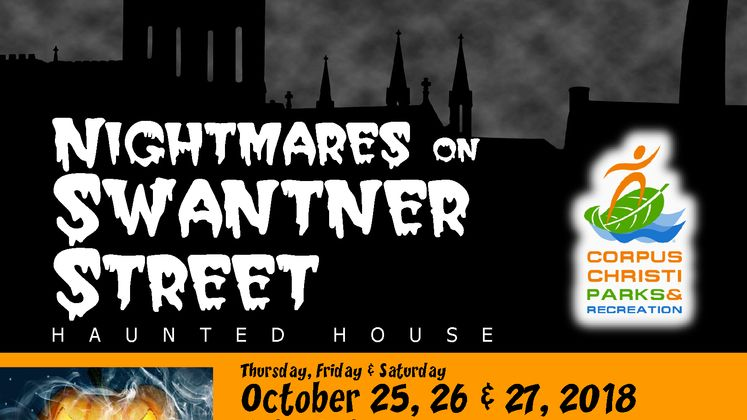 Nightmare on Swantner Flyer
