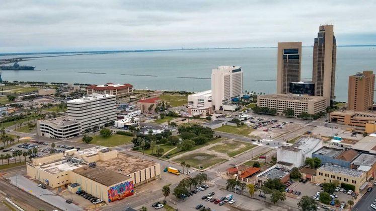 Downtown Corpus Christi