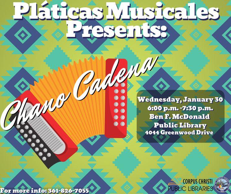 Platicas Musicales 1-28-19 2