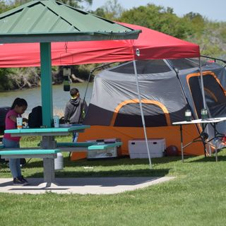 Only 33 Labonte Park Campsites Available for Easter