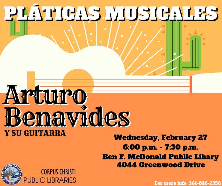Graphic 2-19-19 Platicas Musicales