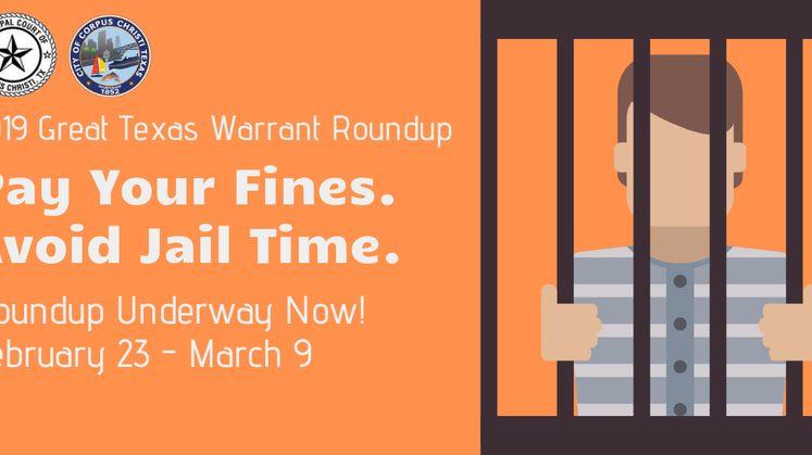 Warrant Roundup Underway