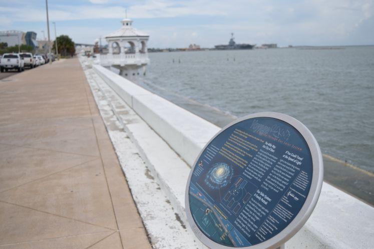 Permanent Space Exhibit on Shoreline