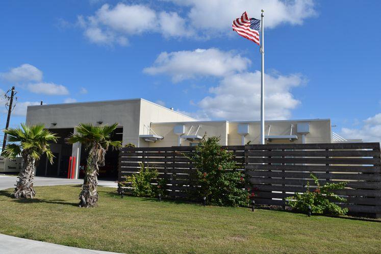 CCFD Fire Station No 18