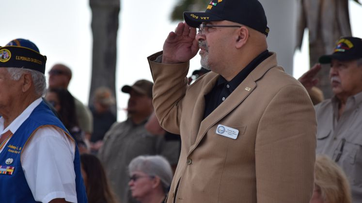 Veteran's Day Ceremony 2019