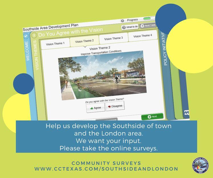 Southside and London Surveys