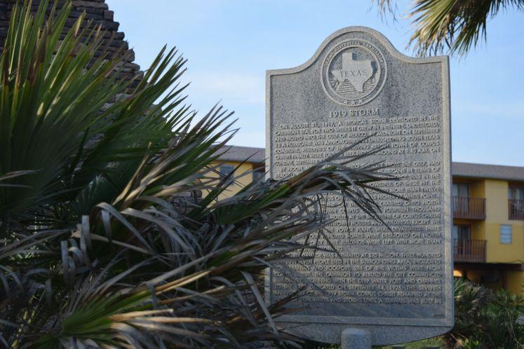 North Beach Historical Marker