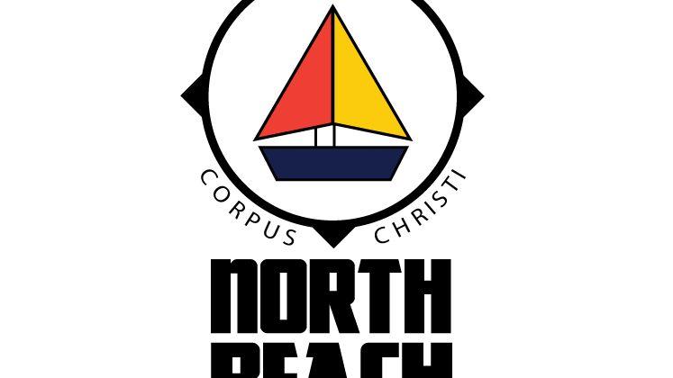 North Beach Logo Black