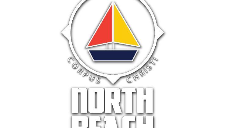 North Beach Logo Shadow