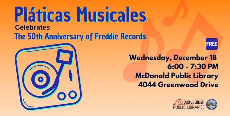 Palticas Musicales Freddie