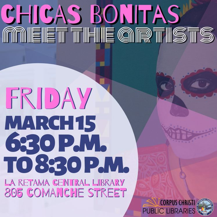 Graphic 3-13-19 Chicas Bonitas