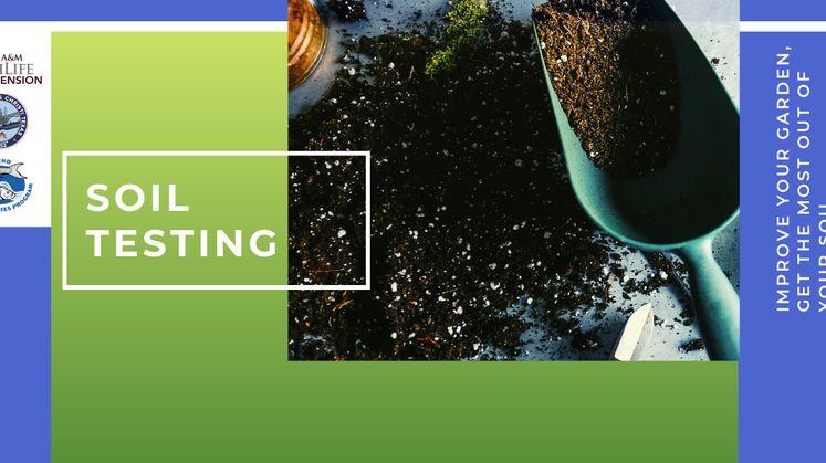 Soil Testing Carousel Graphic