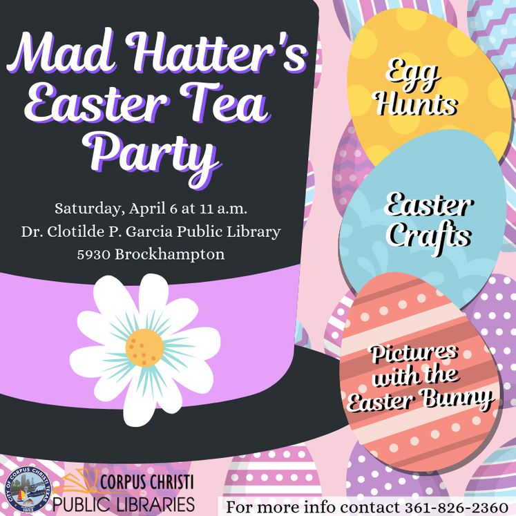 Graphic 3-28-19 Mad Hatters Easter