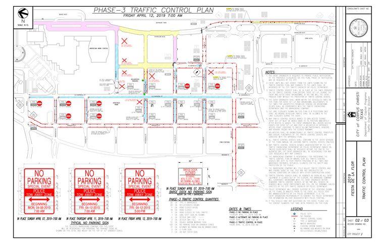 Traffic Plan 3