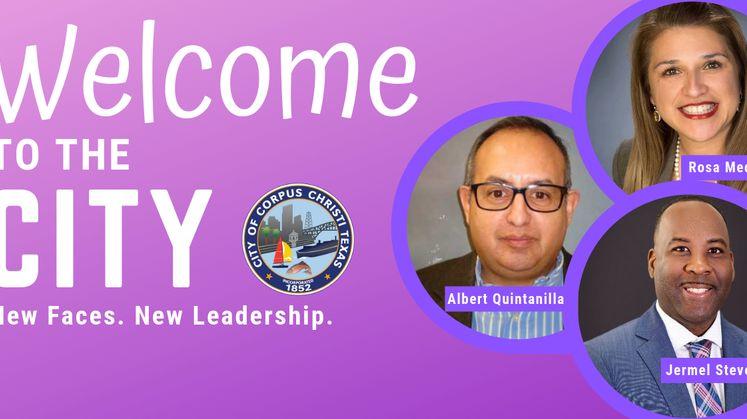 Welcome Leadership