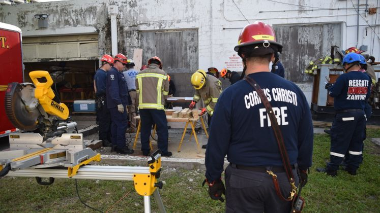 CCFD / Mexico Training