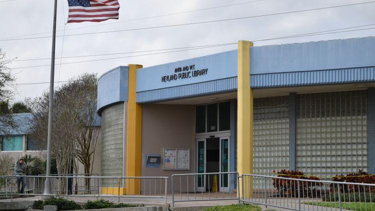 Neyland Public Library