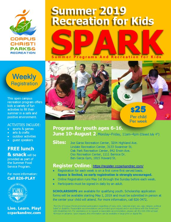 SPARK Flyer